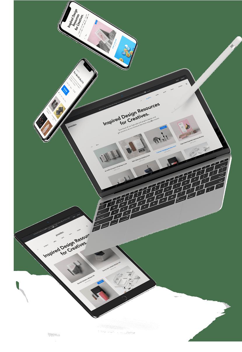 Мы создаем веб-приложения с высоким уровнем конверсии